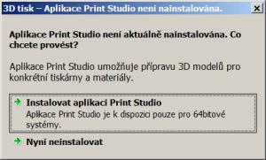 AutoCAD 3D tisk