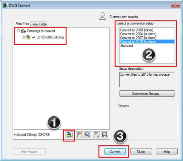 dwg trueview convert to pdf