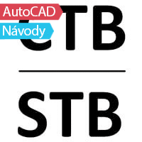 AutoCAD STB CTB