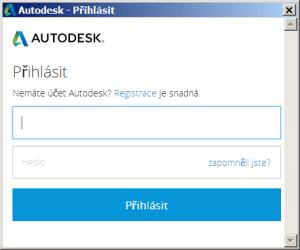 AutoCAD sdílení návrhů