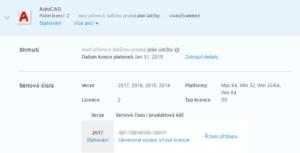 AutoCAD AutodeskAccount