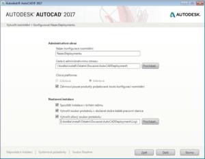 AutoCAD-Instalace-Deployment-2