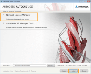 AutoCAD-Network-License-Manager
