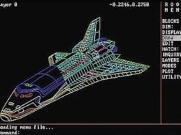 AutoCAD release 10 - 1988