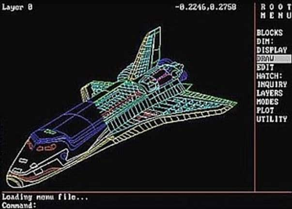 AutoCAD release 10 - 1988