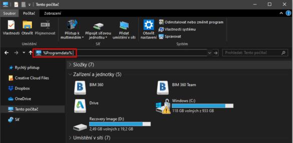 ProgramData