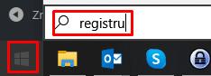 editace registru